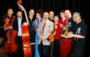 мастер Нейхаузен в компании своих друзей – лучших музыкантов Америки и Азии.