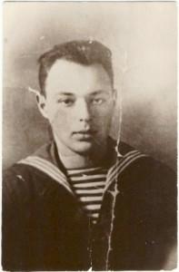 Михаил Ландер 1941