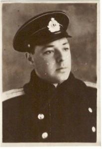 Михаил Ландер 1945