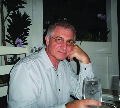 Профессор Эдуард Розинский