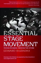 обложка книги «Основы сценического движения»