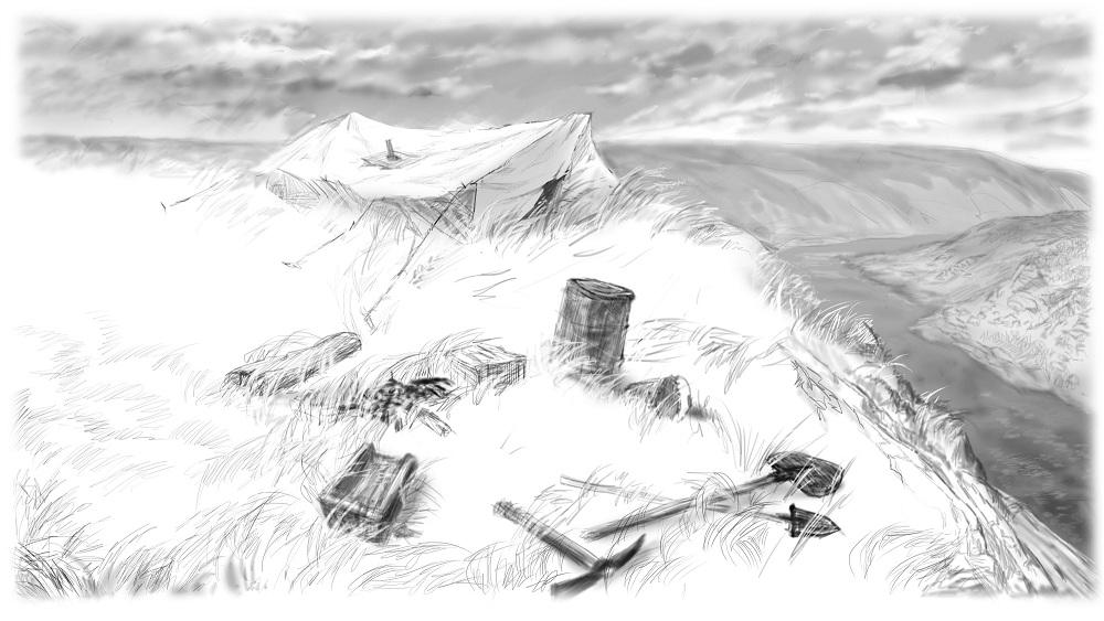 Рисунки Евгения Поротого