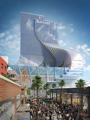 Marriott Marquis World Convention Center