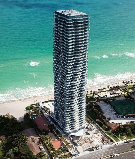 Regalia Condominium in Sunny Isles Beach