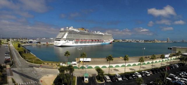 морской порт Канаверал