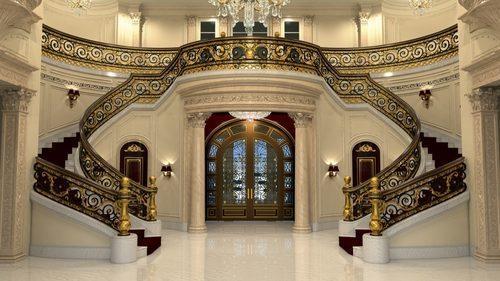 Королевский дворец за королевскую цену