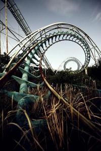 Парк аттракционов Нара Дримлэнд, Япония