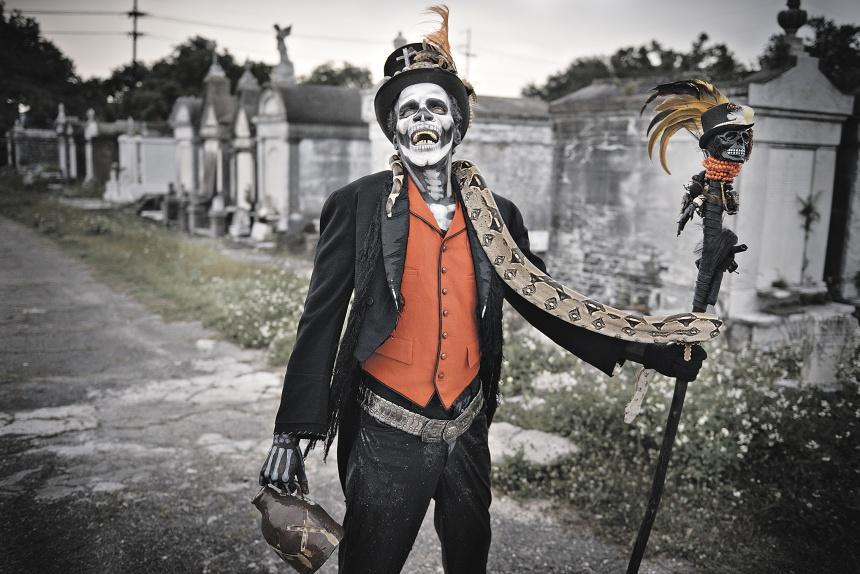 как выжить в мистическом Новом Орлеане 2