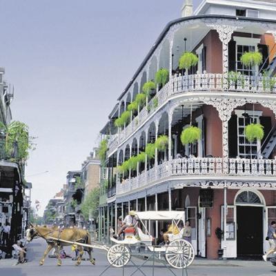 Исторический центр Нового Орлеана