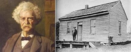 Марк Твен родился во Флориде!