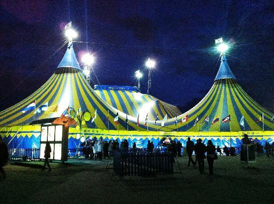 Цирк дю Солей - фабрика по производству красивостей