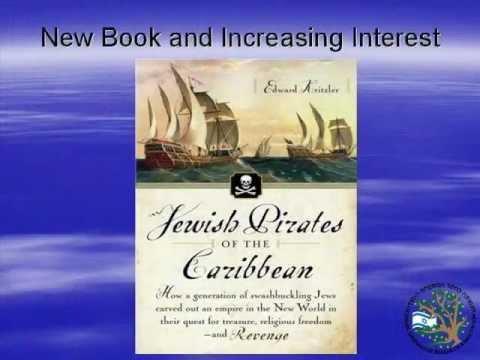 Еврейские пираты Флориды и Карибских Островов