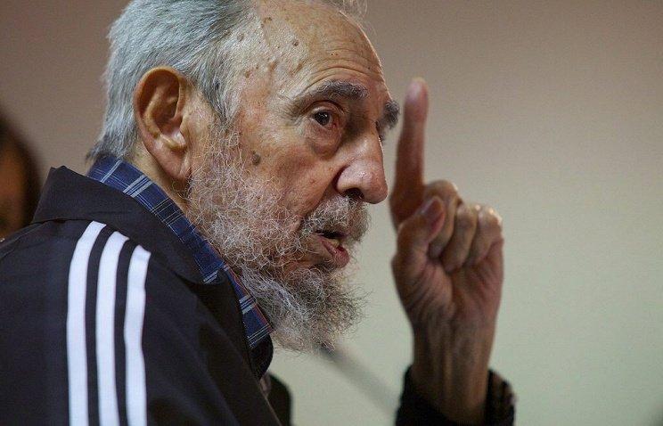 Двойная жизнь Фиделя Кастро