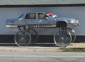 2. Вело-автомобиль