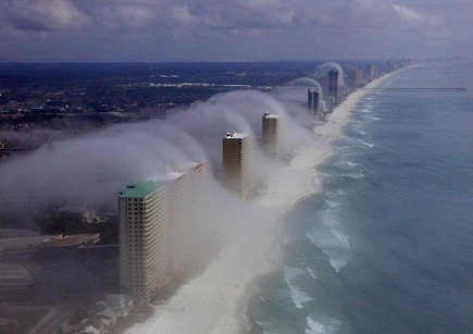 огромные волны фото