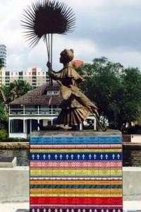 Народный памятник Флориде