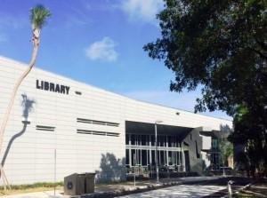 Новая старая библиотека в Авентуре