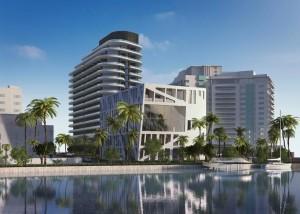 Главная «гостиничная» улица Майами