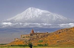 Поезд в Армению