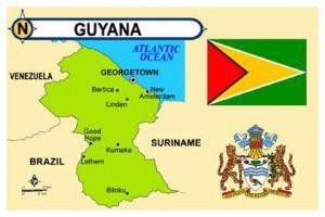 Британская Гвинея (Гайана)