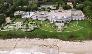 Дом, который построил Трамп