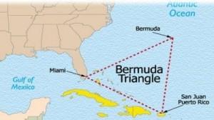 В Бермудском треугольнике нашли шестигранники