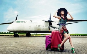 Лето - время полетов