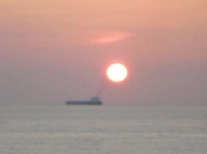 8 июля. Мексиканский залив. Вечер.