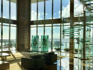Apogee South Beach penthouse