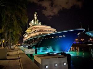 «Луна» приводнилась в Майами