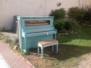 Фантастическое пианино