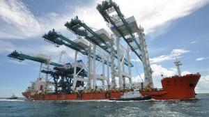 Порт Майами.