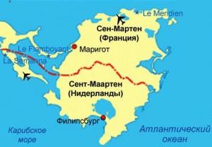 Сен-Мартен и Сент-Маартен