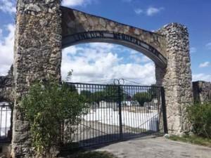 Кладбище миллионера Дорси
