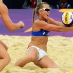 Международный турнир по пляжному волейболу