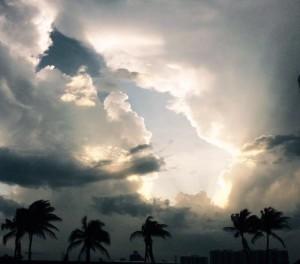 Флоридское небо - великое небо!
