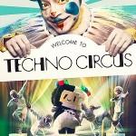 28 – 29 июля SIRO-A TECHNO CIRCUS