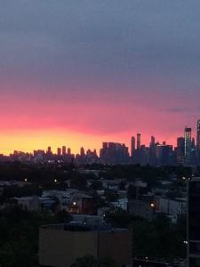Утро Манхэттена