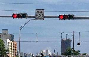 Камера для светофора