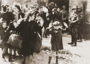Варшавское гетто. Восстание 1944 года подавлено