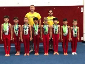 Gymnastics DUSOL
