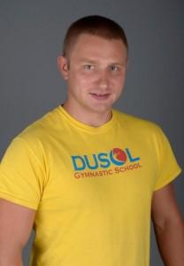 Старший тренер DUSOL Павел Поздняков.