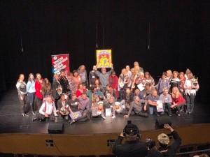 Репортаж о Втором фестивале любительских театров Северной Америки в Торонто.