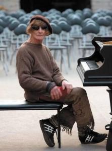 Музыкальный гений и эксцентрик Олег Каравайчук