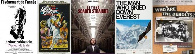 Лучшее документальное кино 20-21 веков (70-е годы)