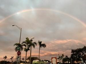 Радуга над Майами