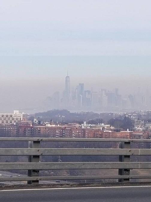 Манхэттен в тумане