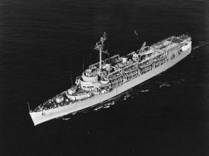 USS Ozark (LSV-2)