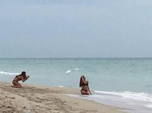Океан и девушки – самое прекрасное, что придумал создатель
