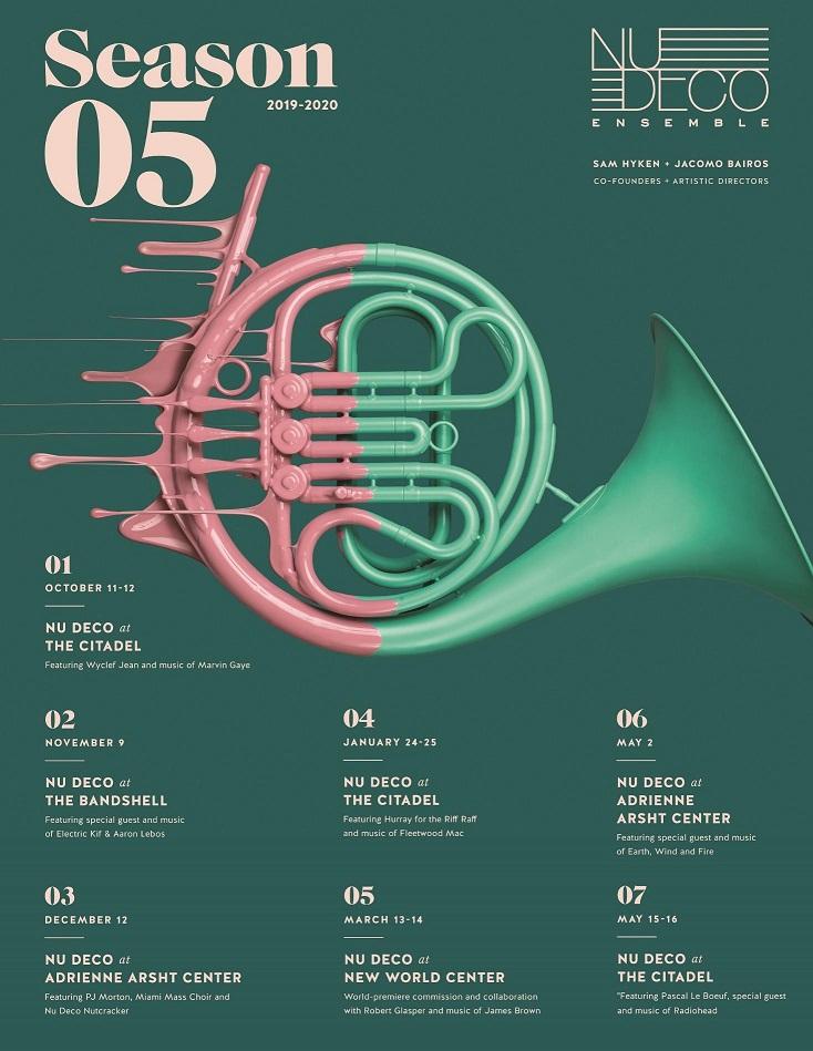 5-й сезон оркестра Nu Deco